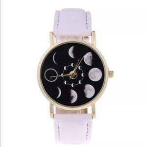 Moon Phase Watch 🌙